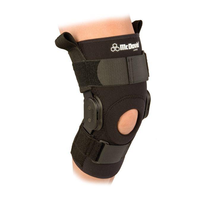 MCDAVID Hinged Knee Brace 429R