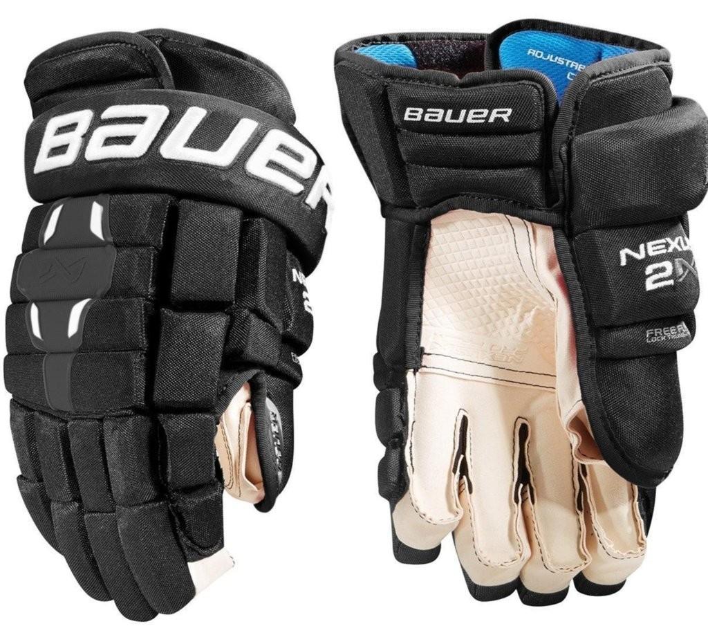 BAUER Nexus 2N Senior Ice Hockey Gloves