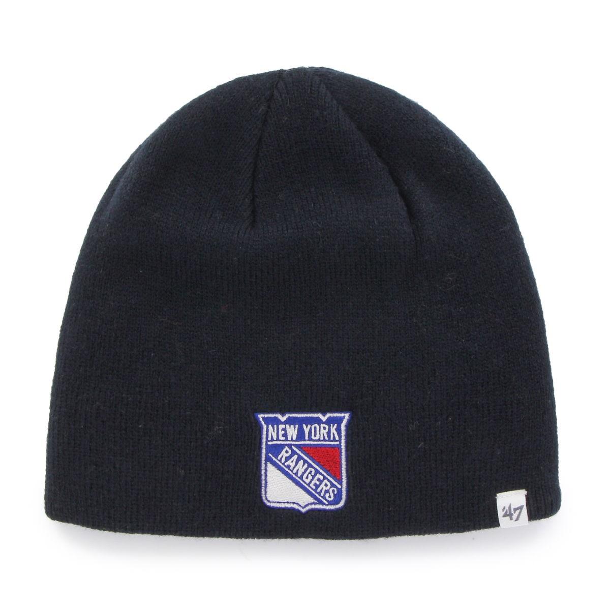 BRAND 47 New York Rangers Beanie Winter Hat