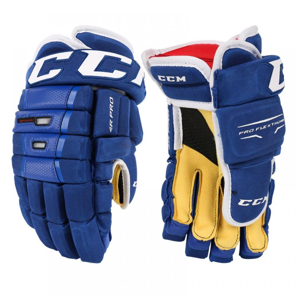 CCM 4R Pro Sr. Хоккейные Перчатки