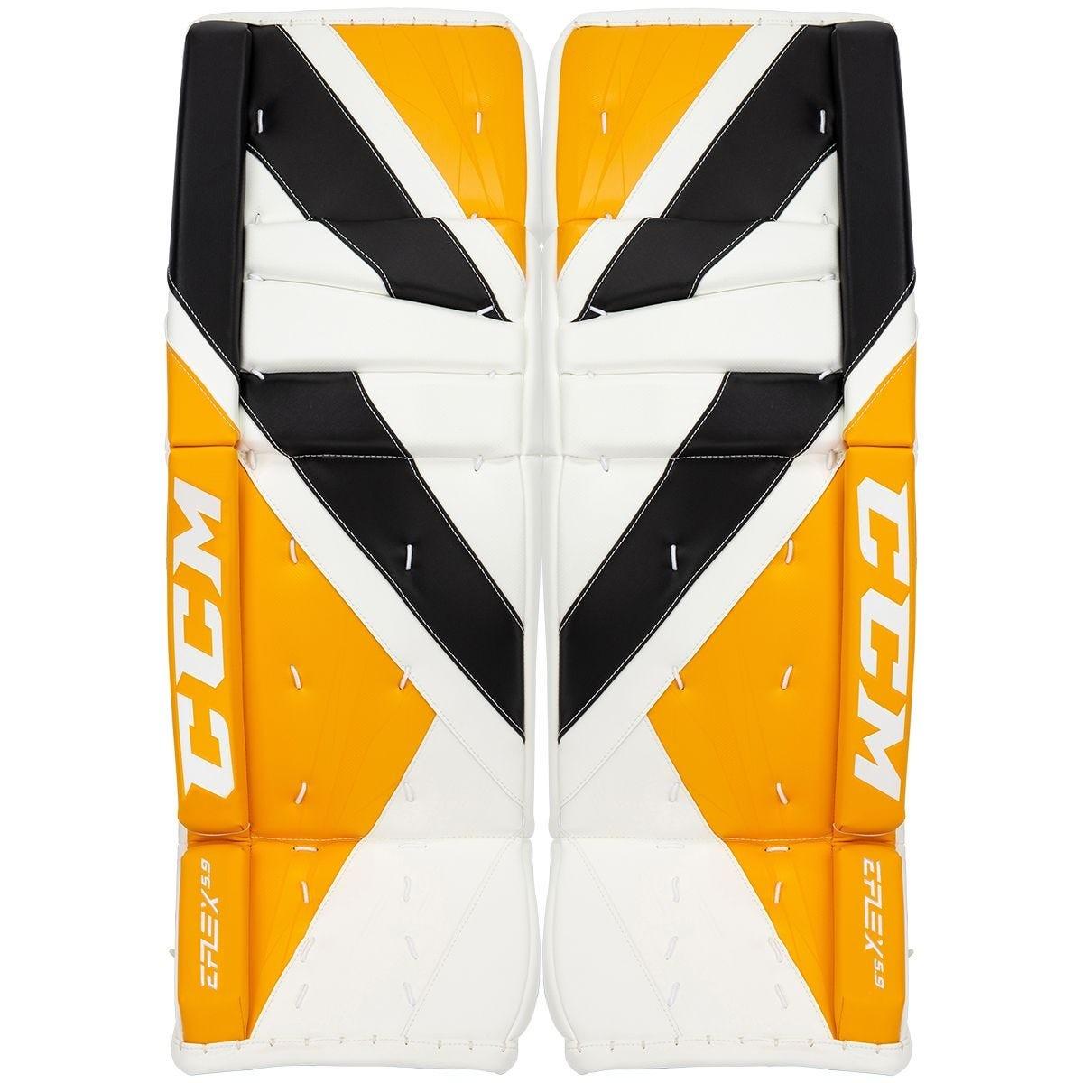 CCM Extreme Flex E5.9 Senior Goalie Leg Pads