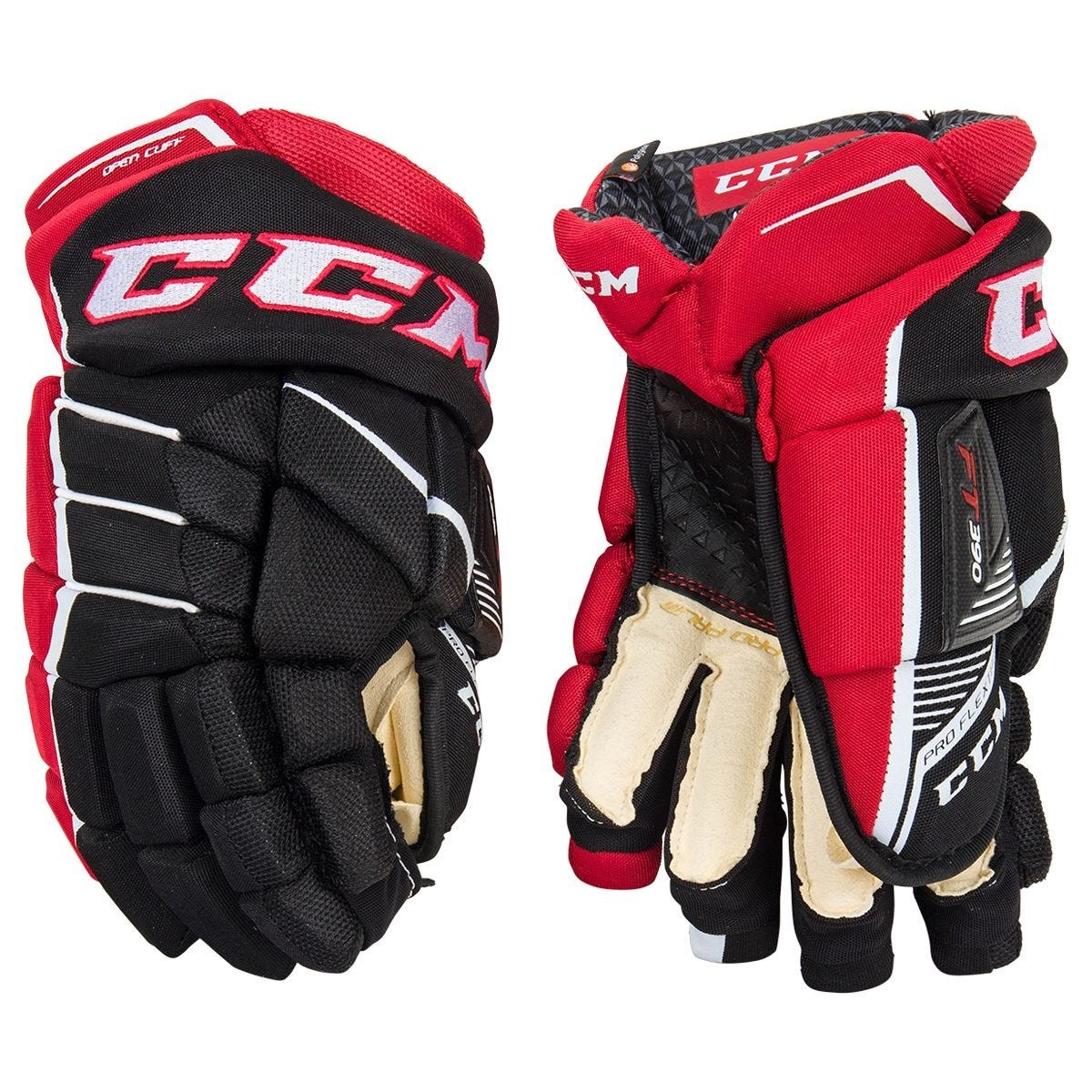 CCM Jetspeed FT390 Senior Ice Hockey Gloves