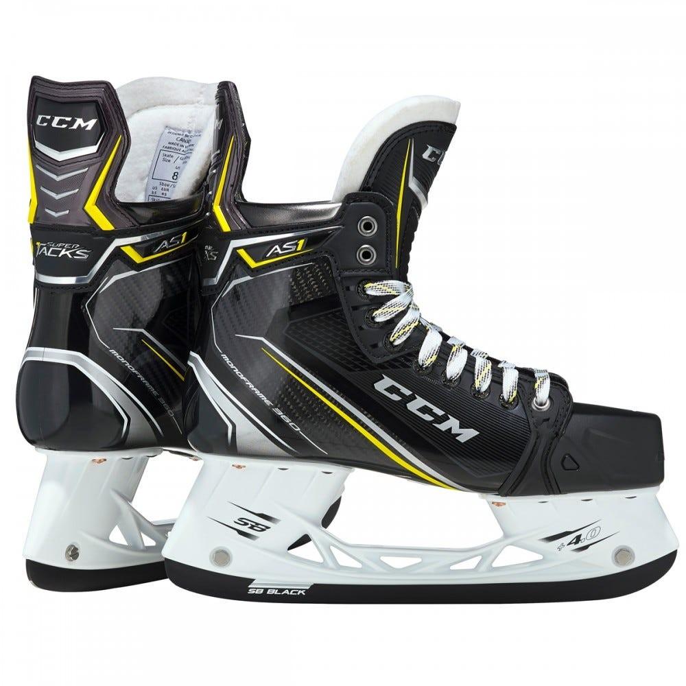 CCM Super Tacks AS1 Jr. Хоккейные коньки