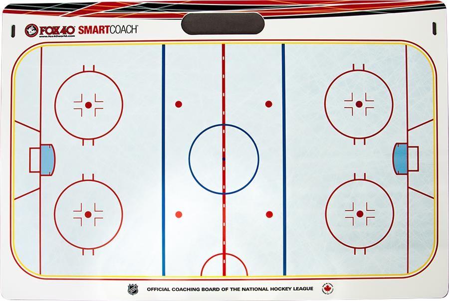 FOX 40 Hockey Pro Rigid Carry Доска Тактическая