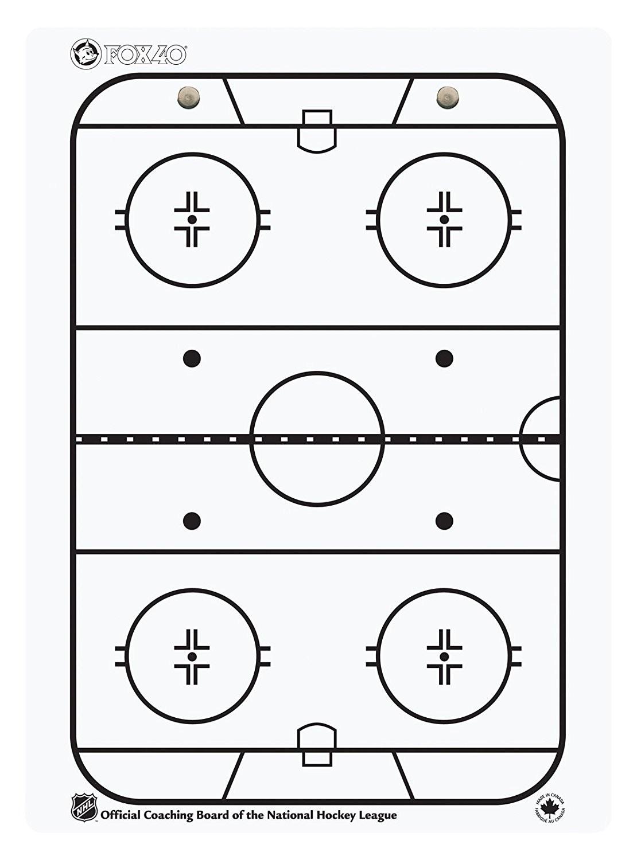 FOX 40 Jr. Хоккейная Доска Тактическая