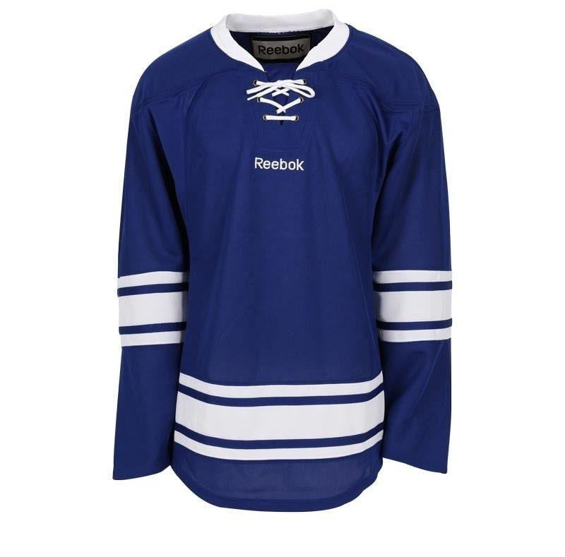 REEBOK Toronto Maple Leafs Edge 104T Yth.  Майка Игровая