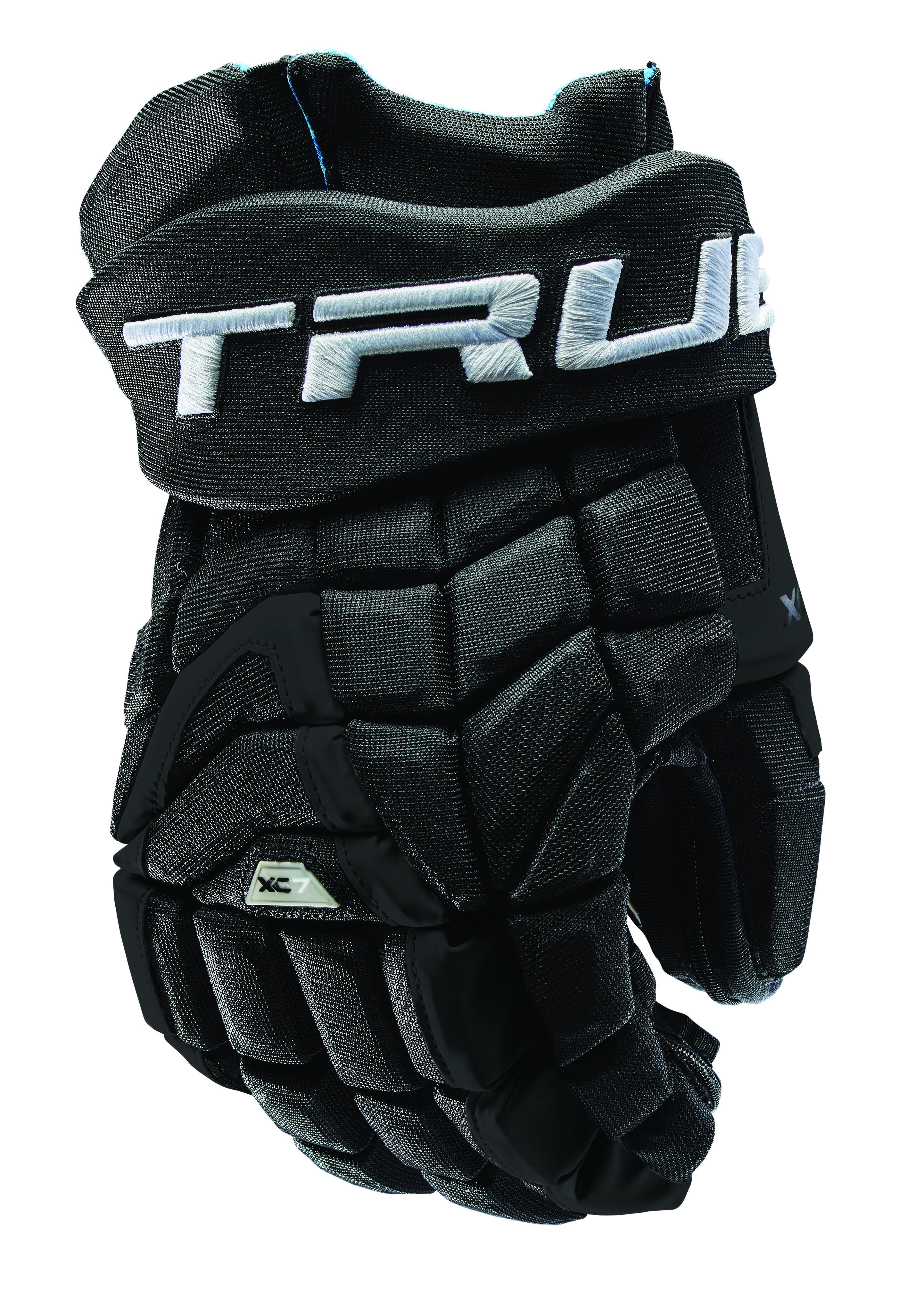 TRUE Xcore 7 S18 Sr. Хоккейные Перчатки