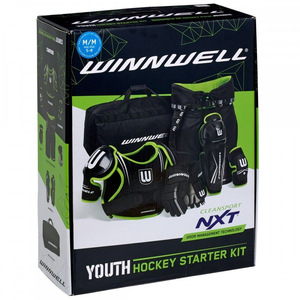WINNWELL NXT Yth. Комплекты хоккейной экипировки